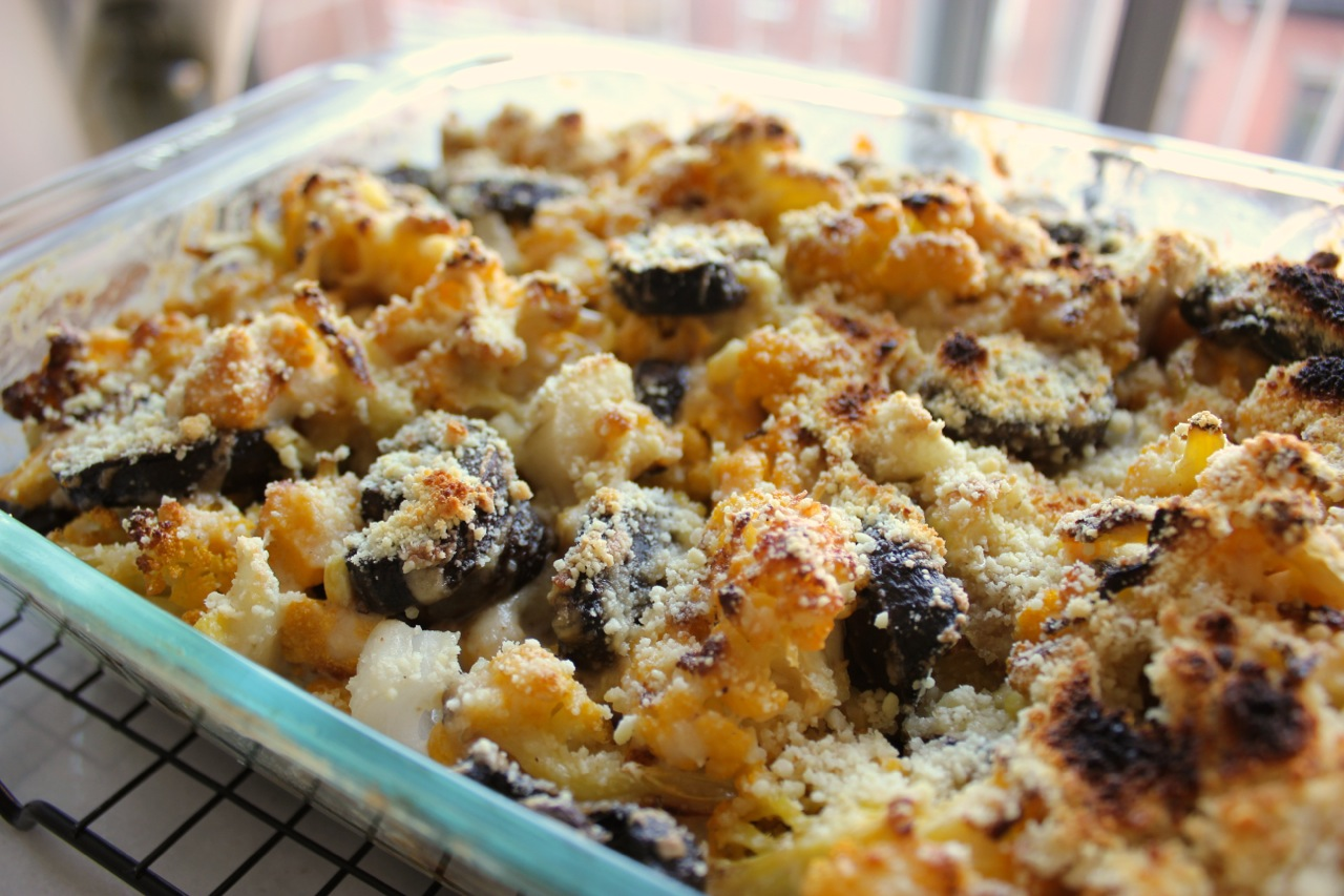 Autumn Cauliflower %22au Gratin%22 | Living Minnaly11.jpg