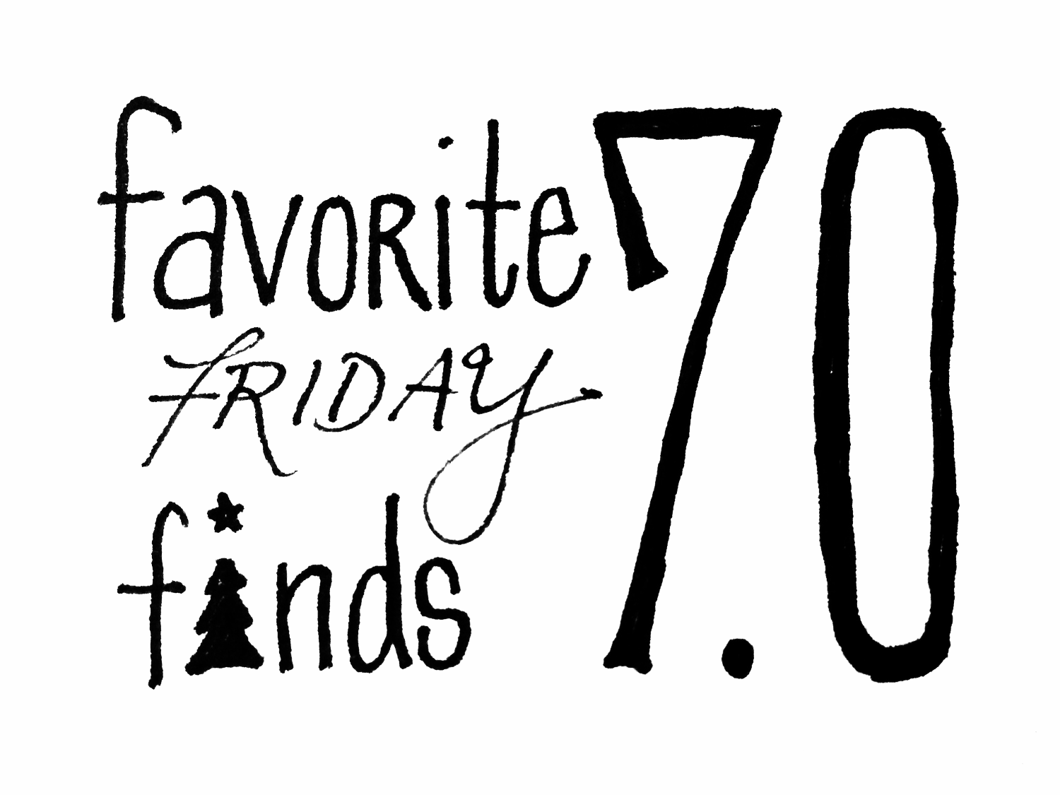 Favorite Friday Finds 7 | Living Minnaly