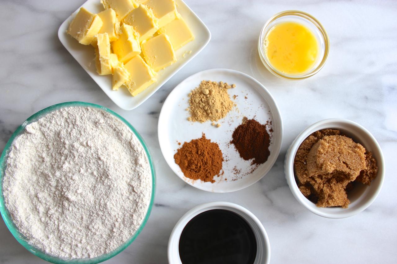 Gluten-Free Gingerbread Men Cookies | Living Minnaly01.jpg