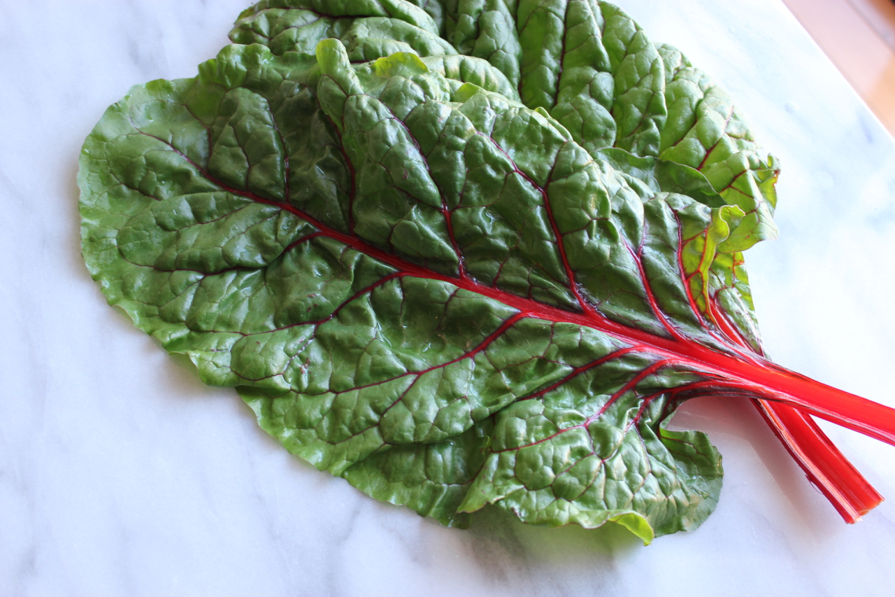 Leftovers Swiss Chard Lettuce Wraps Living Minnaly