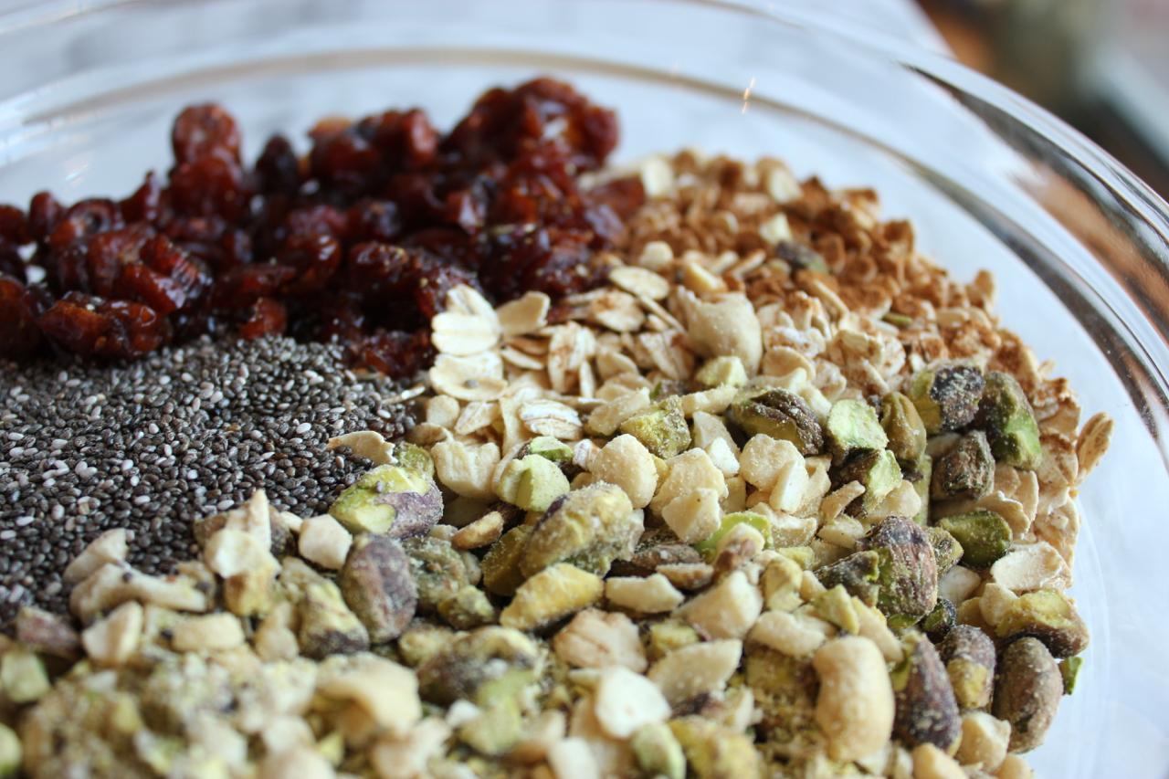 No-Bake Peanut Butter Pistachio Granola Bars | Living Minnaly06.jpg