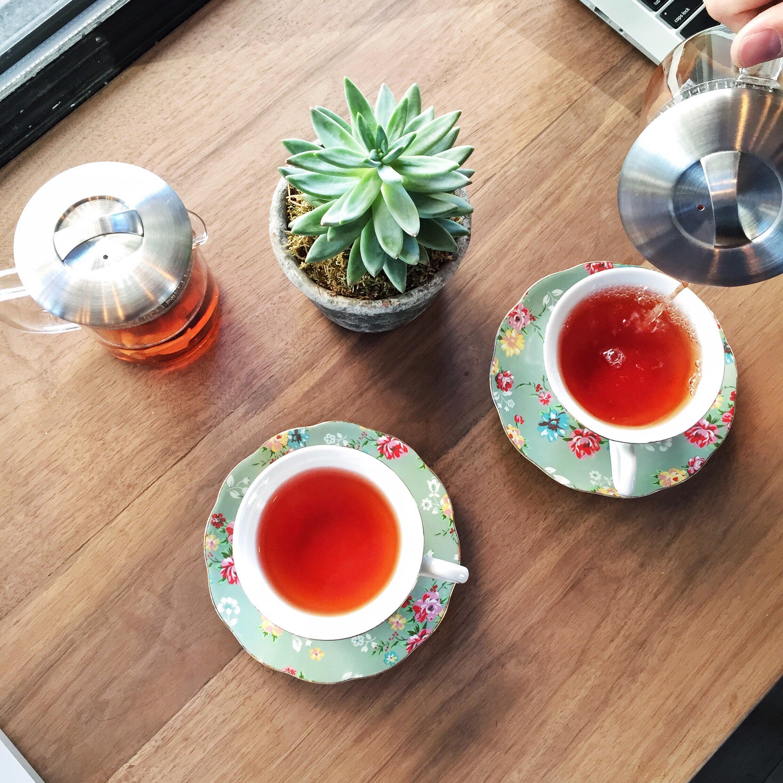 Tea | Living Minnaly