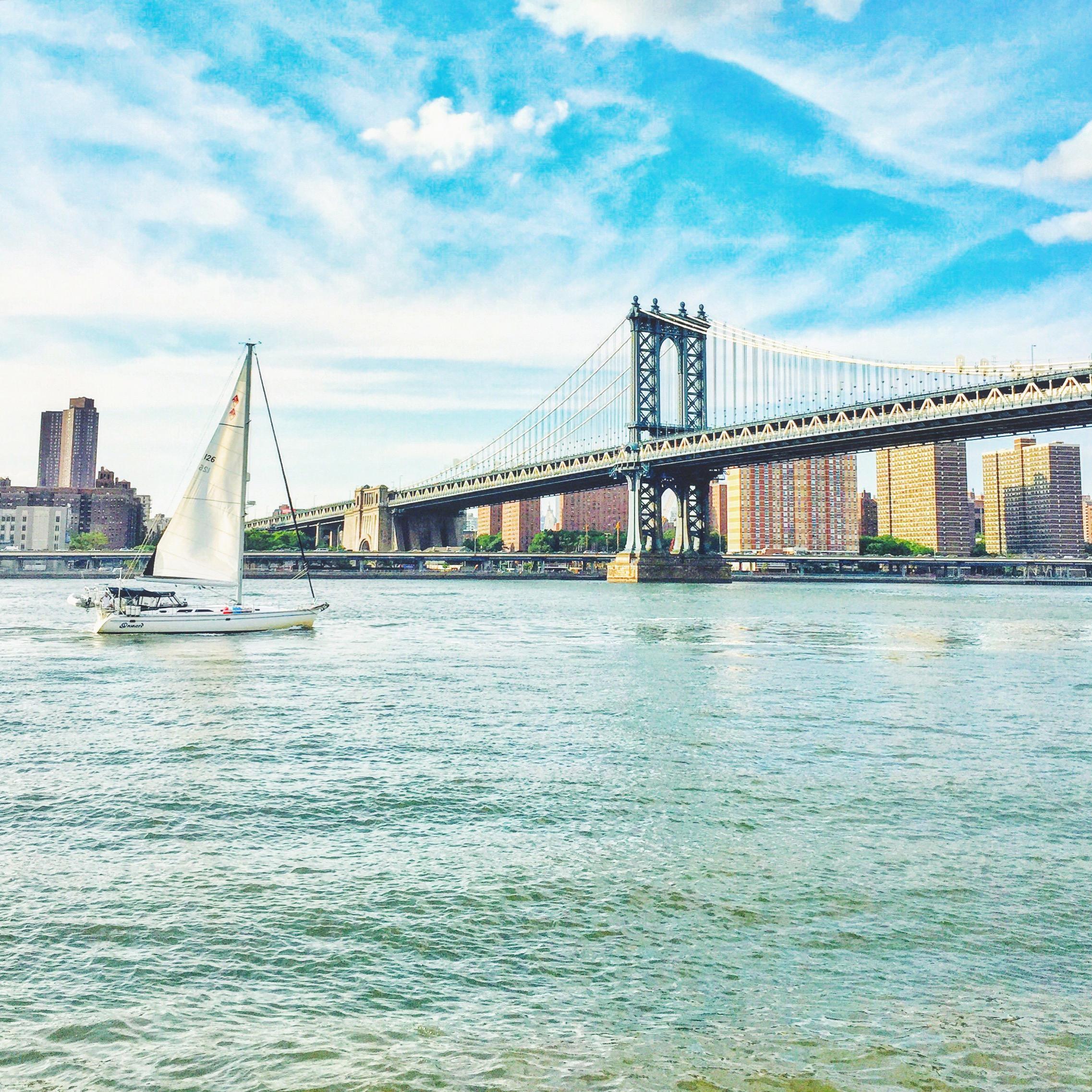 Manhattan Bridge   Living Minnaly