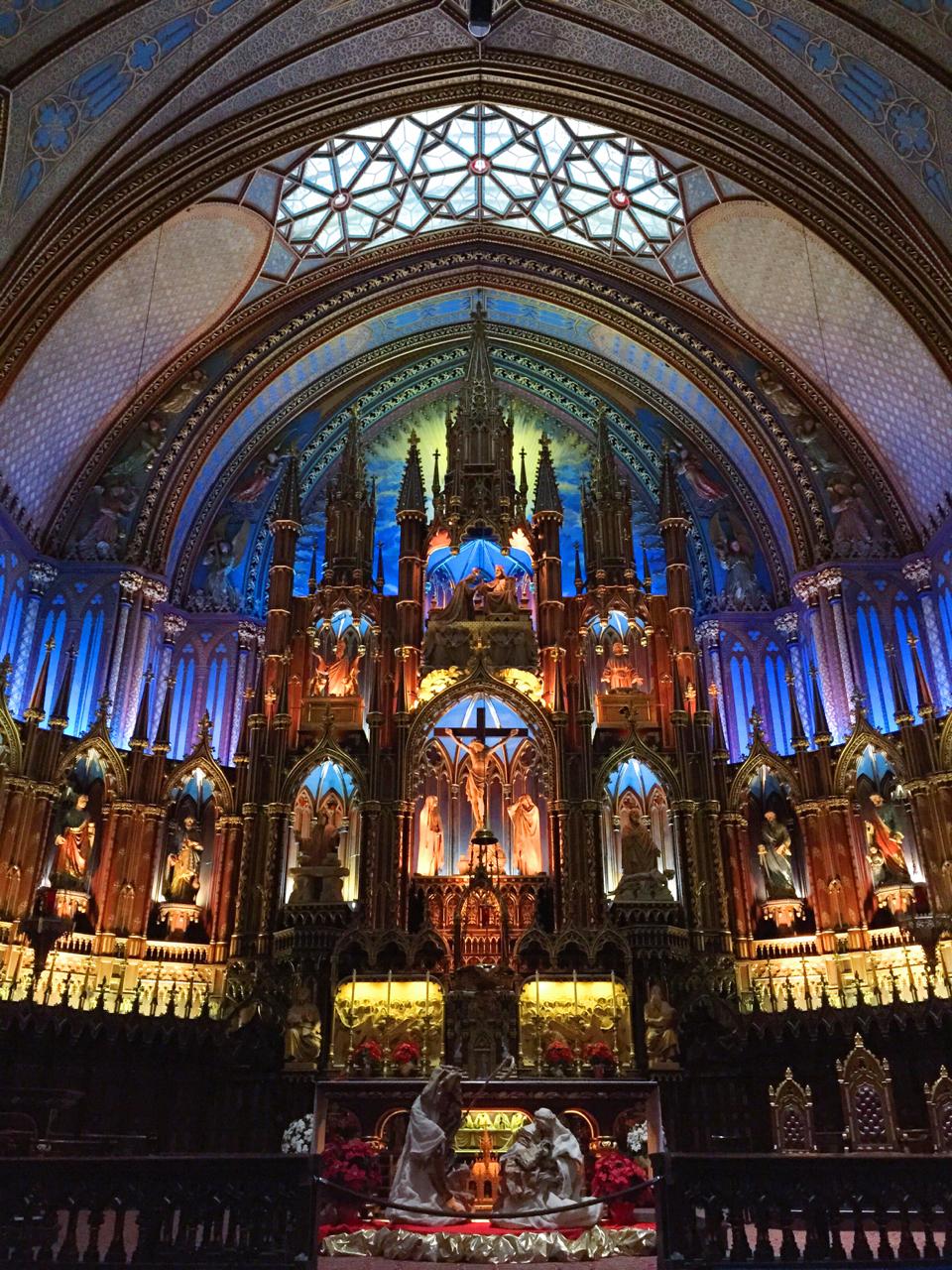 Basilique Notre-Dame du Sacré-Couer
