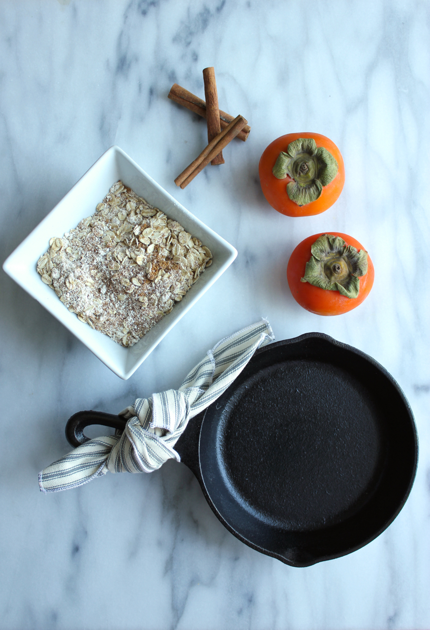 Persimmon Spice Crisp | Living Minnaly01.jpg
