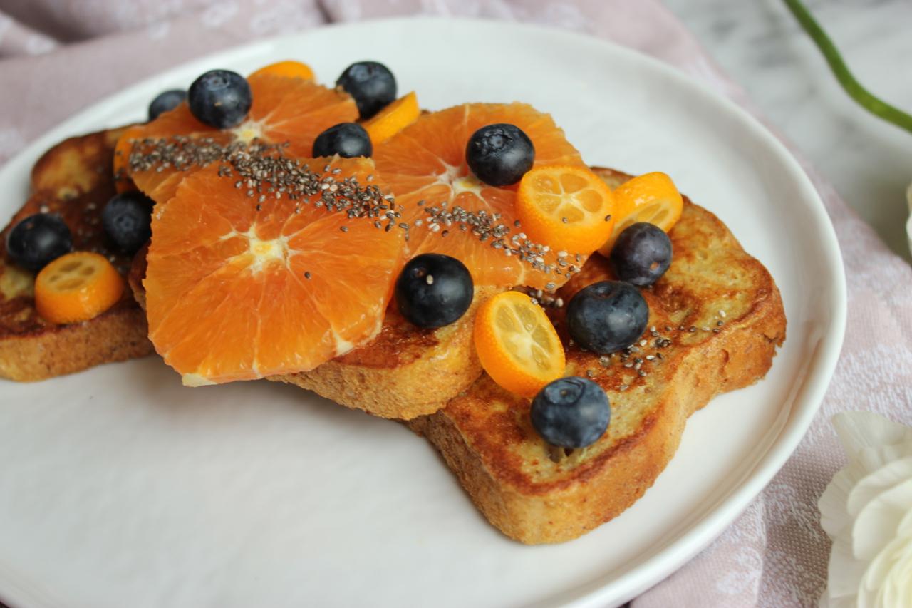 Citrus French Toast | Living Minnaly3.jpg