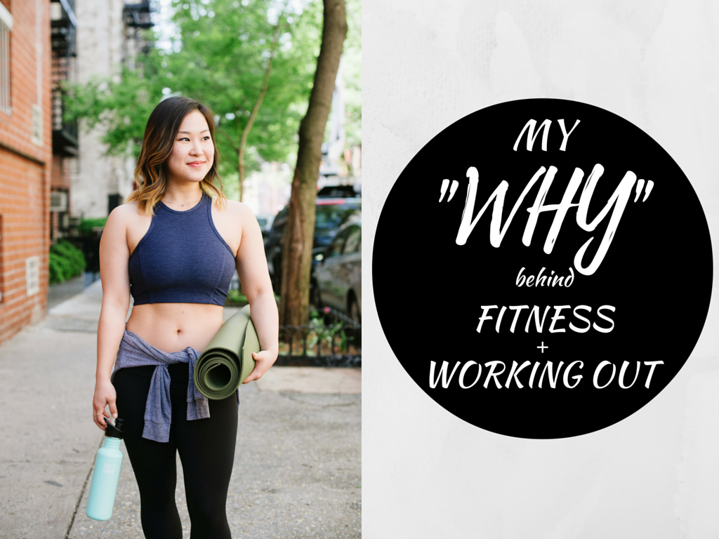 """My """"Why"""" Behind Fitness  & Working Out   Living Minnaly"""