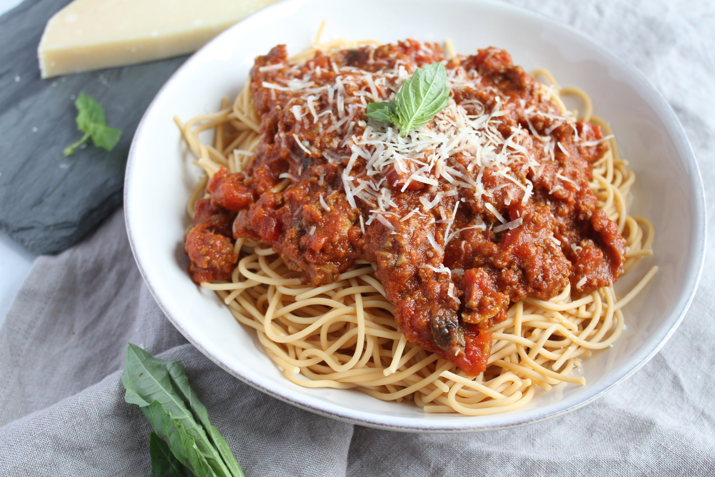 Gluten-Free Spaghetti Bolognese   Living Minnaly