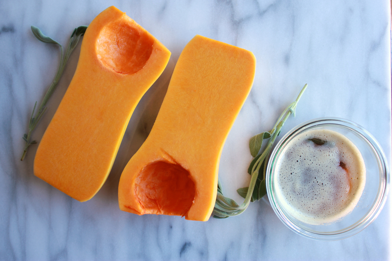 How to Peel and Cube Butternut Squash | Living Minnaly5.jpg