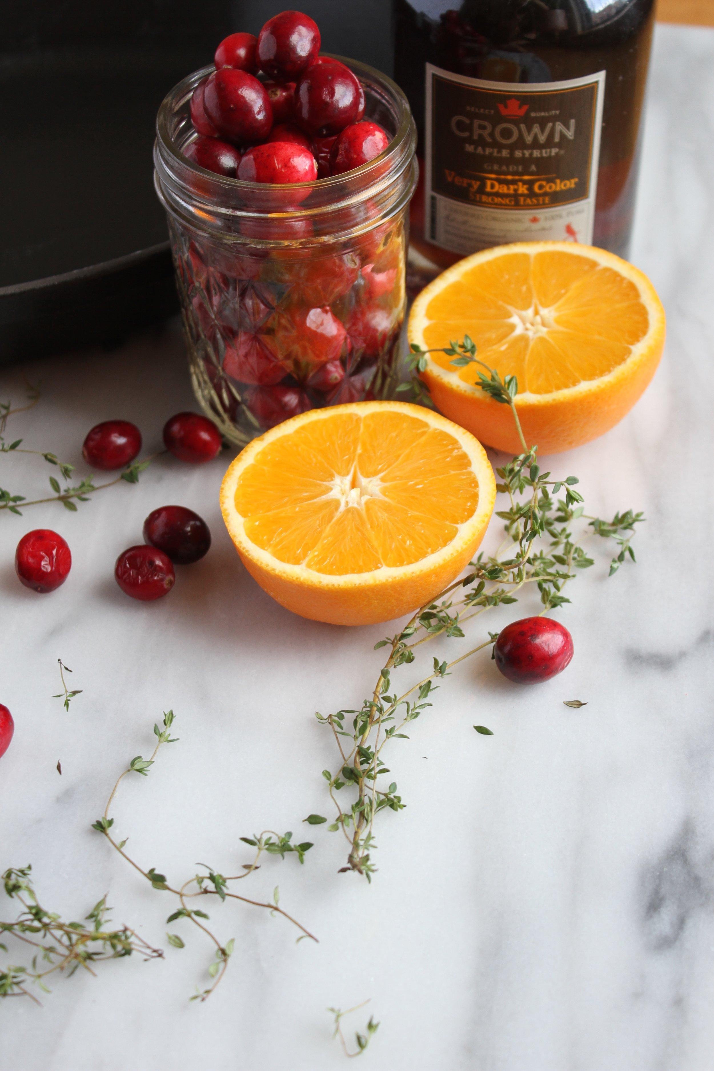 Roasted Cranberry Orange Maple Chicken w:Vitamix x Living Minnaly _12.jpg