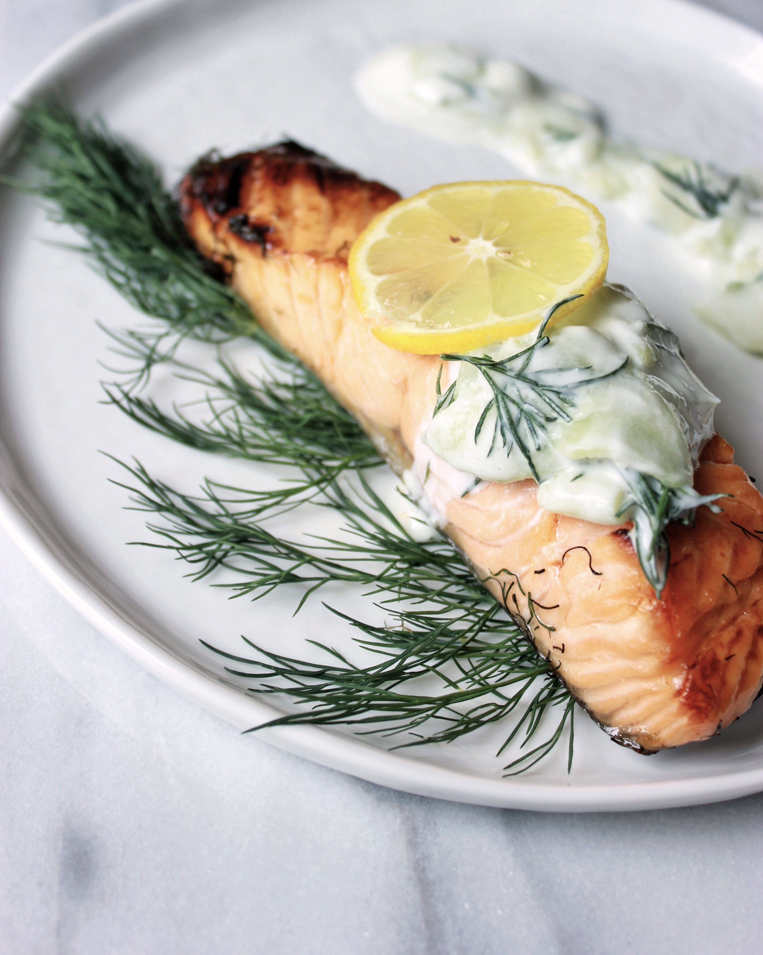 Spicy Chile Soy Garlic Salmon