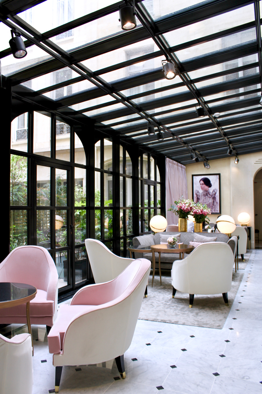 Where to Stay in Paris- Le Narcisse Blanc | Living Minnaly - 27.jpg