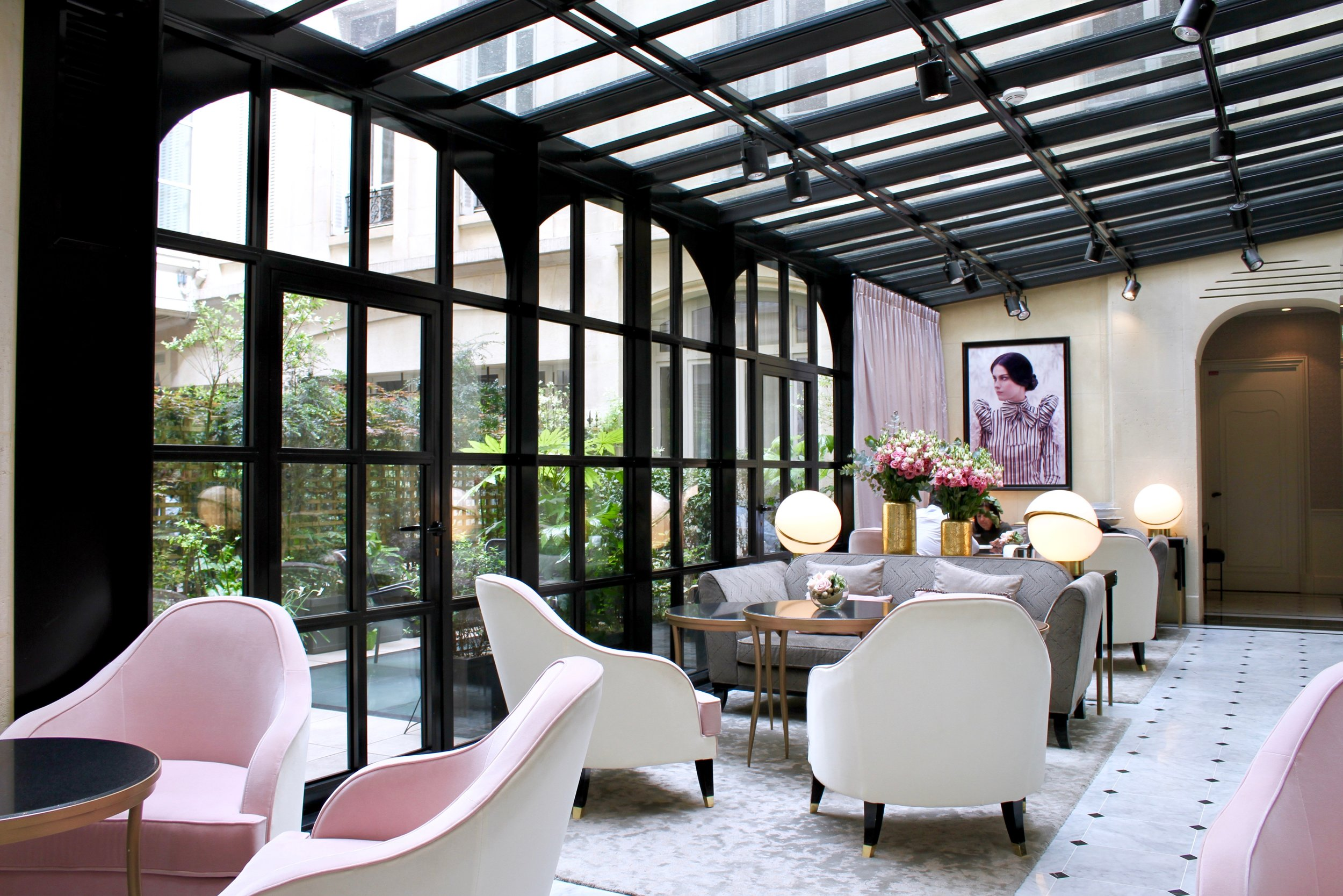 Where to Stay in Paris: Le Narcisse Blanc | Living Minnaly Paris Travel Guide