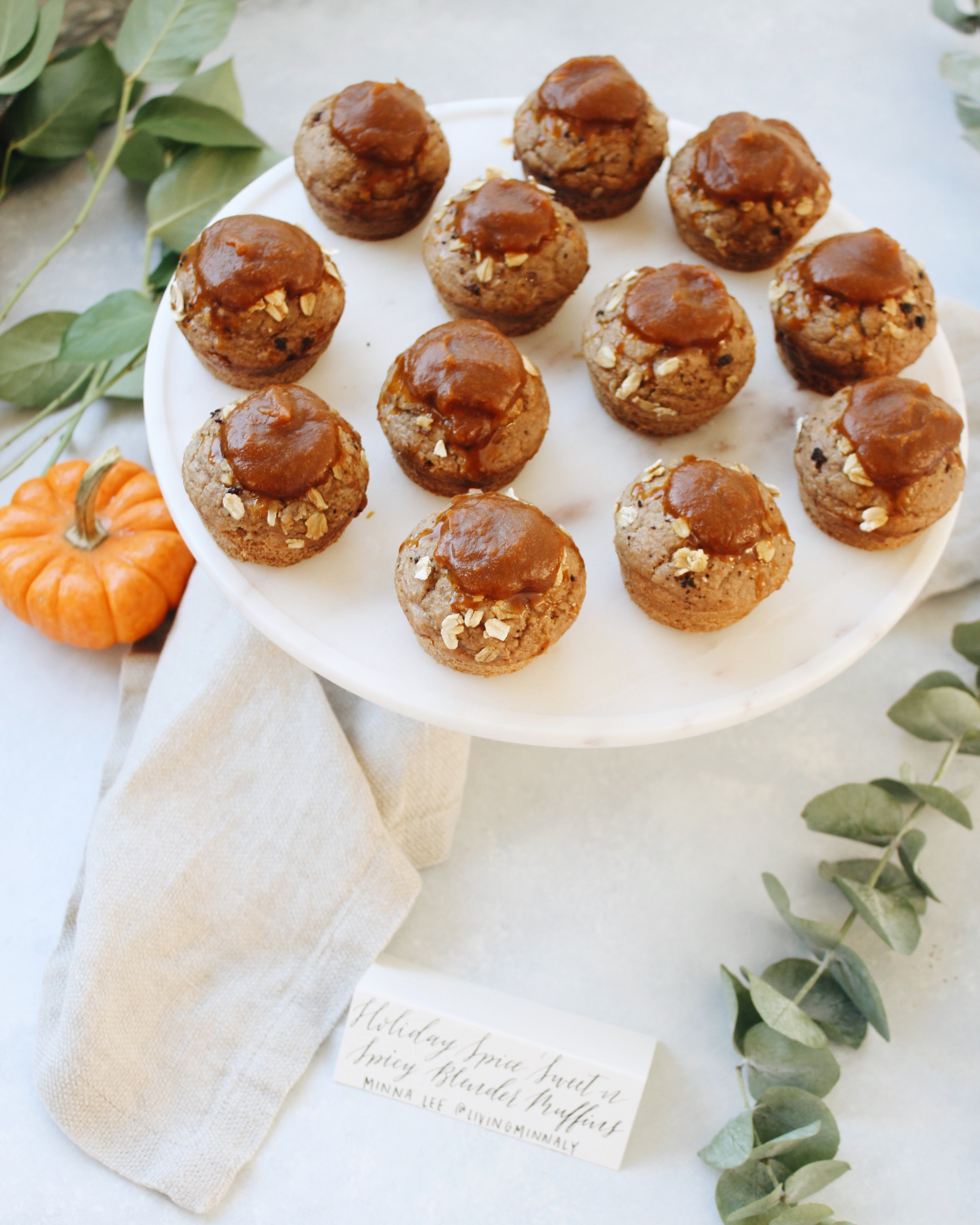Holiday Spice Muffins for feedfeed + Vitamix __ 1.jpg