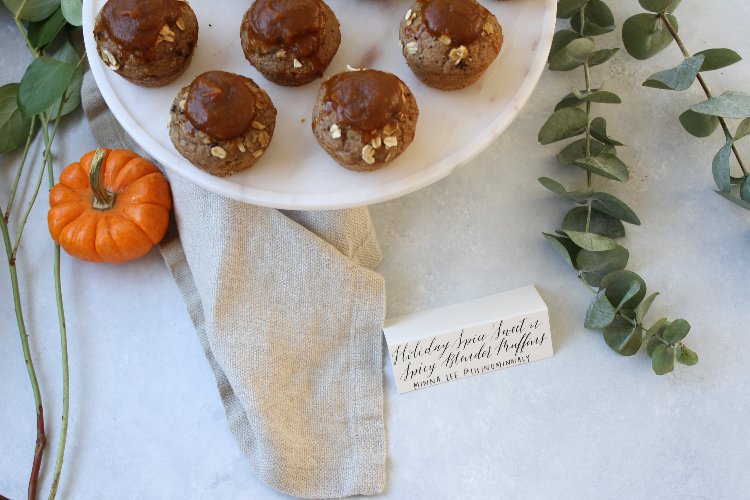 Holiday Spice Muffins for feedfeed + Vitamix __ 4.JPG