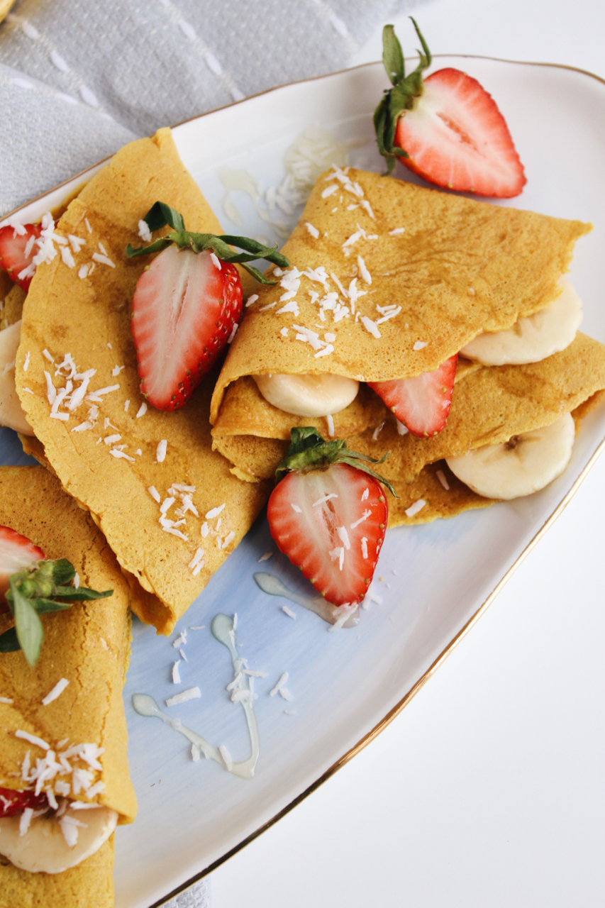 Golden Fuel Turmeric Collagen Crepes with Simple Mills + Live 24k | Living Minnaly  - 12.jpg