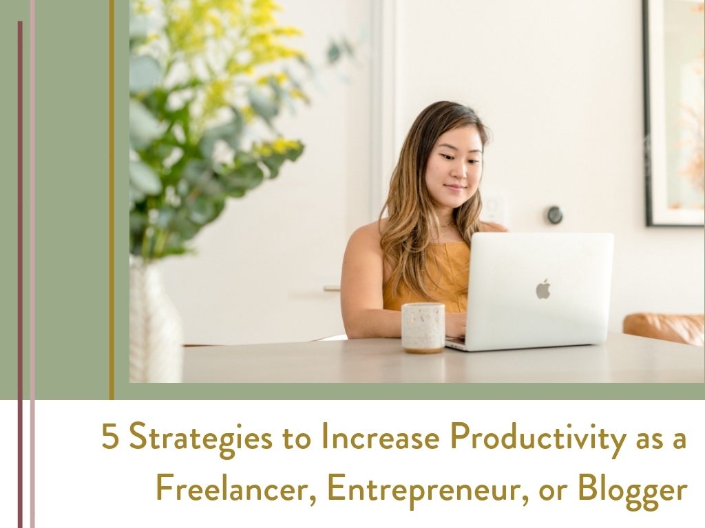 5 Strategies to Be a More Productive Blogger, Entrepreneur, and Freelancer| Living Minnaly - 2.png