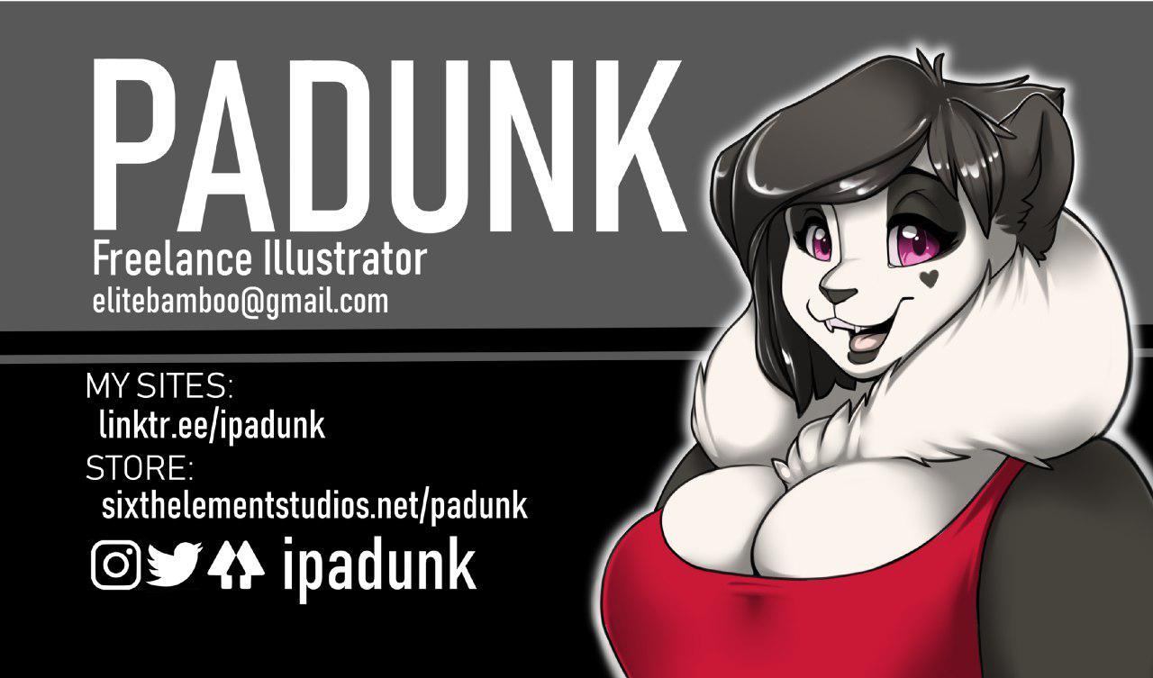 To check out more of Padunks Work Click Here!