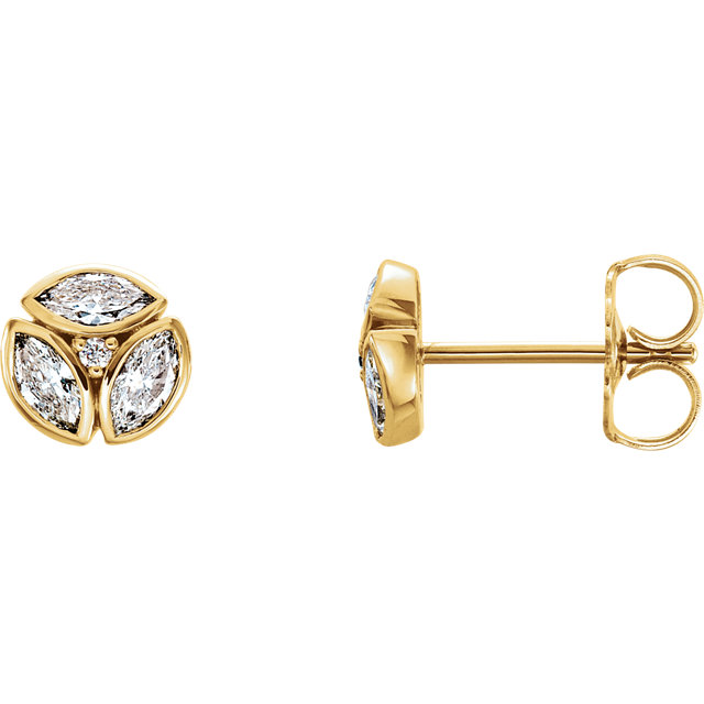 3 marquise earrings yellow.jpg