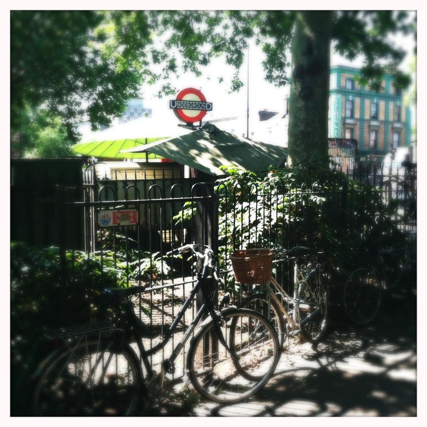 Tube and bike