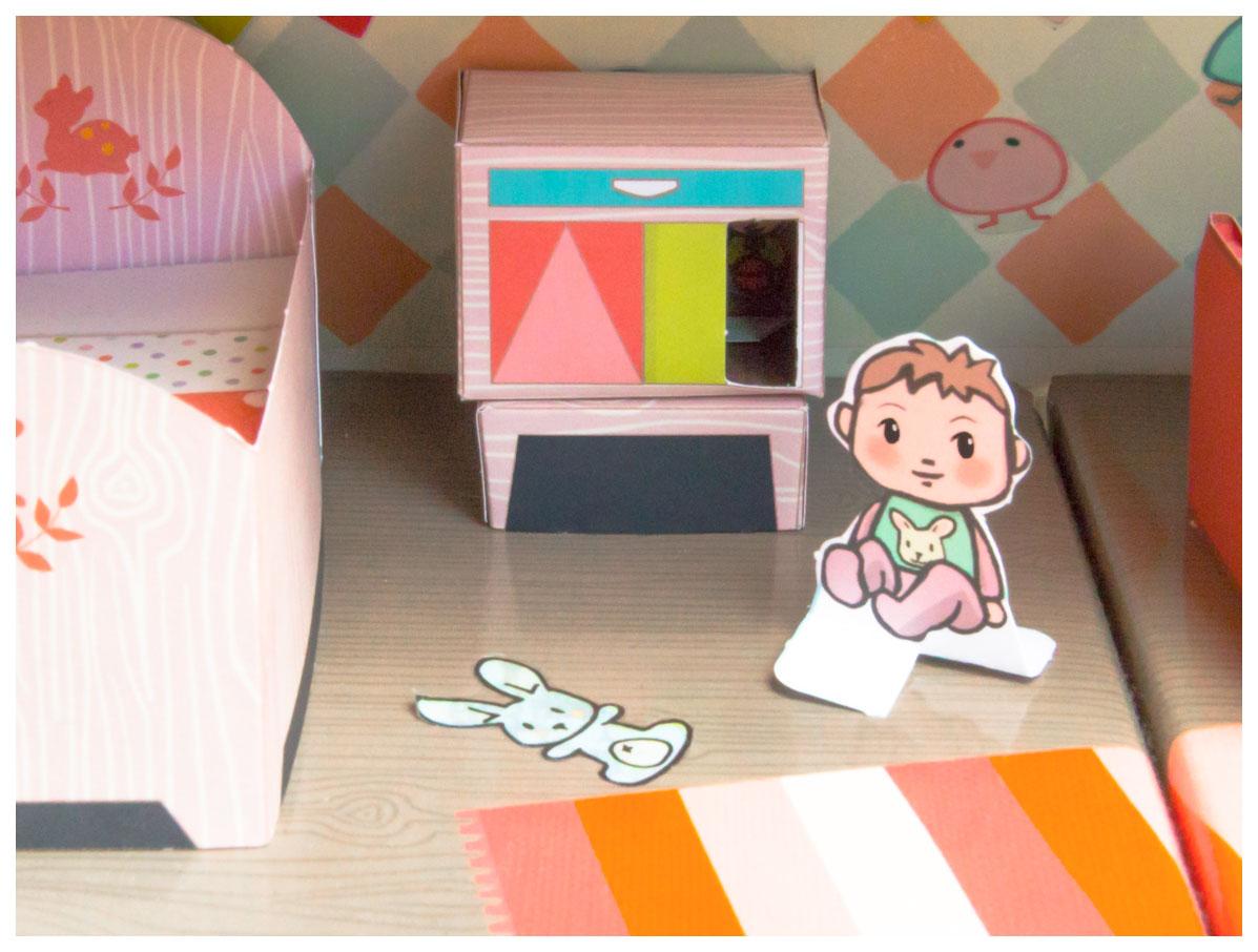 Ma maison de poupées (Mango Jeunesse)