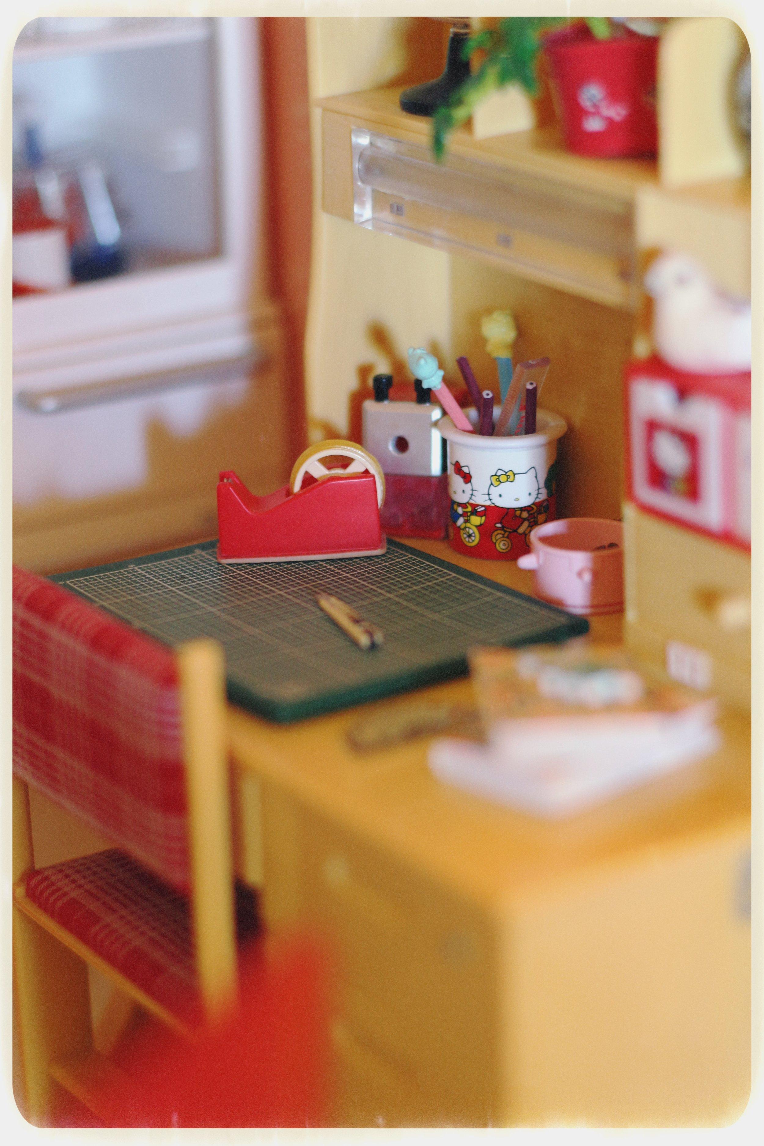 My mini-desk