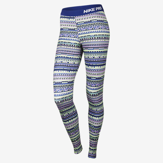 NIKE PRO WARM 8 BIT WOMEN'S TIGHTS