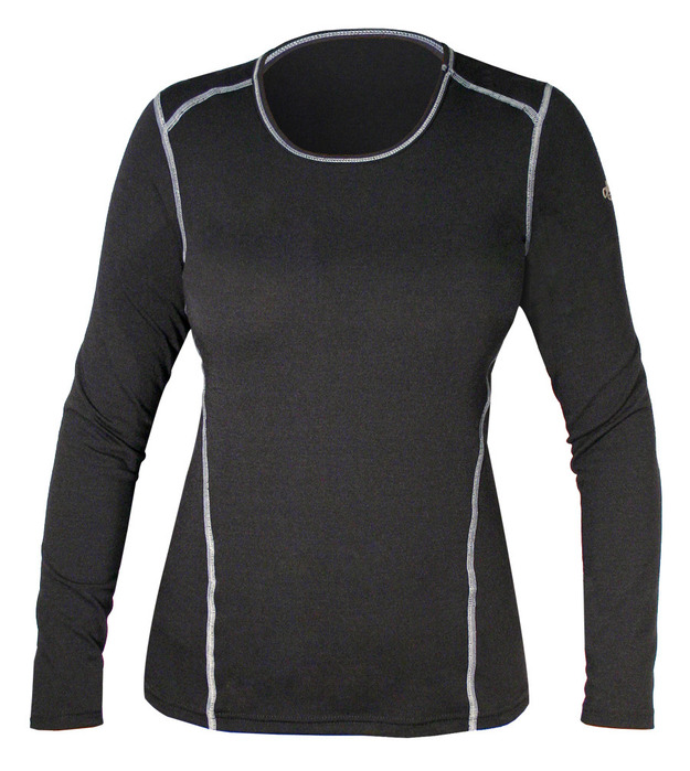 Hot Chillys Women's MTF4000 Scoopneck