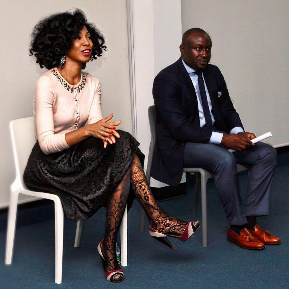 Presenting with Kingsley Duah of Privélege.
