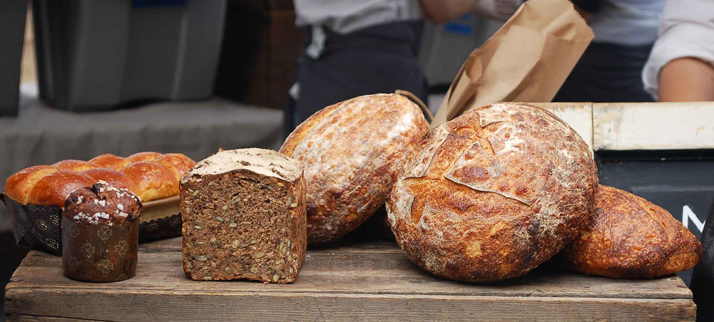 """The smell of good bread baking, like the sound of lightly flowing water, is indescribable in its evocation of innocence and delight."""