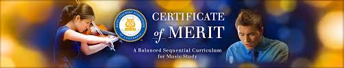 MTAC's Certificate of Merit Program - A Balanced Sequential Curriculum for Music Study