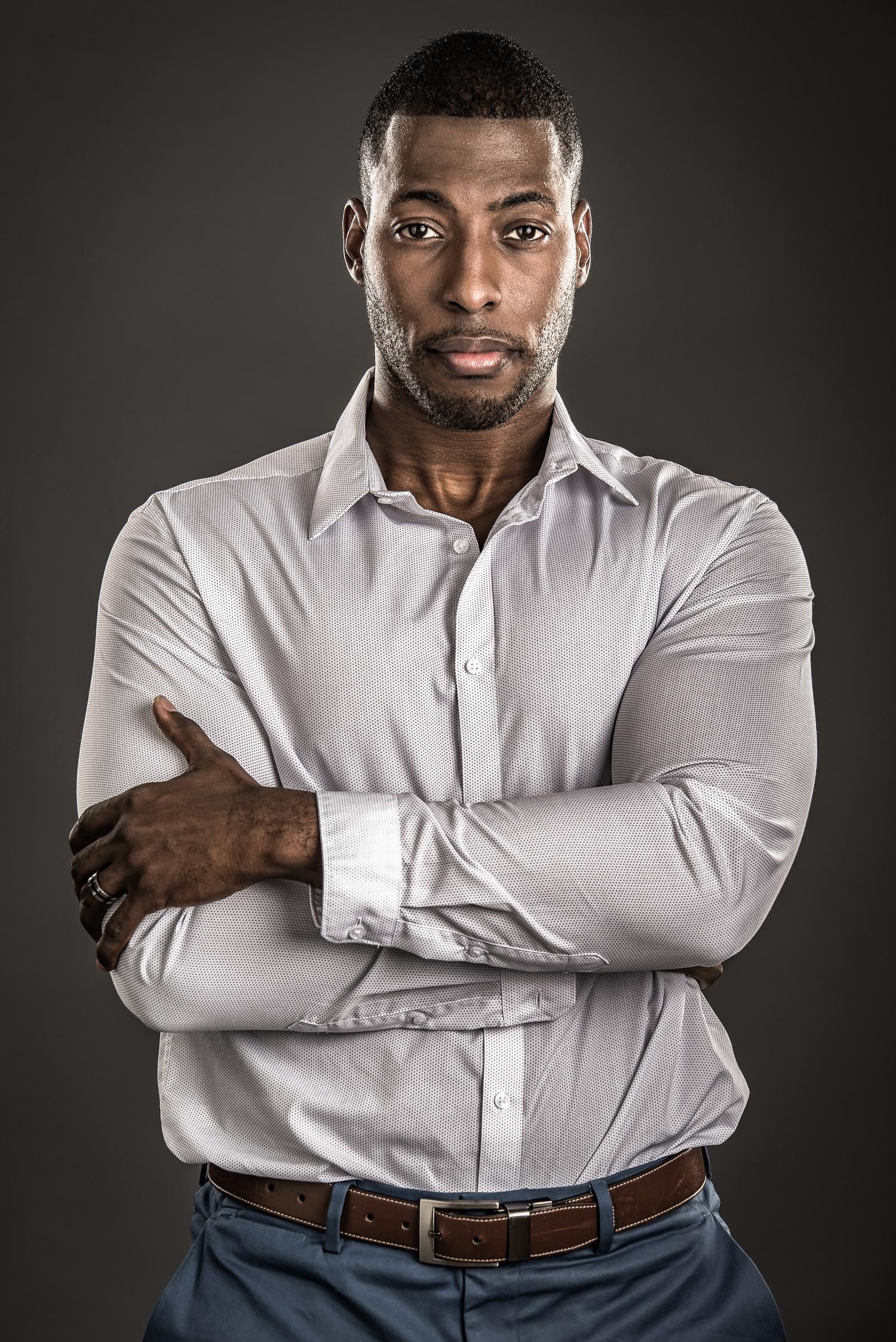 Portrait of Actor Model