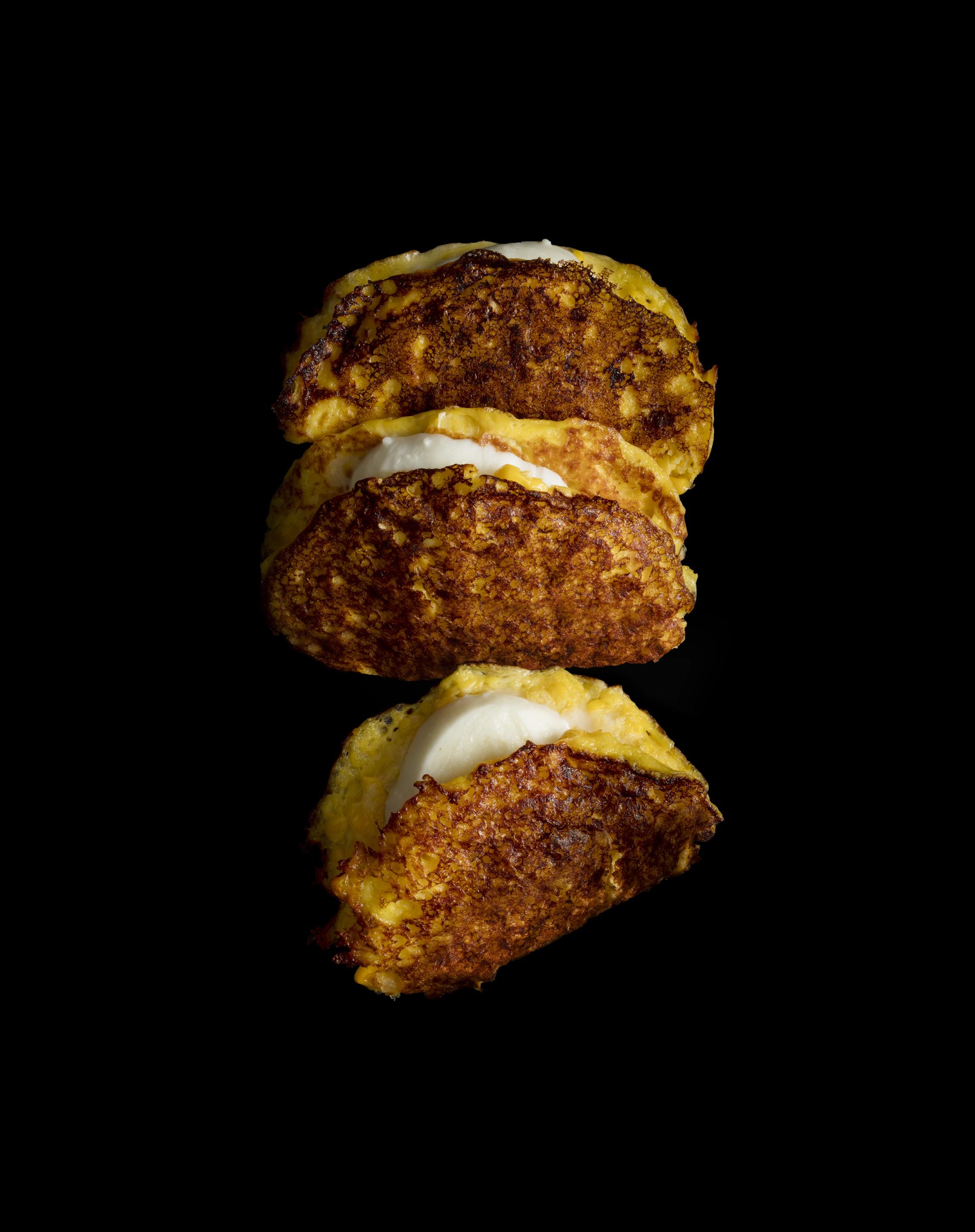 Sweetcorn Pancakes from The Recipe by Josh Emett, image copyright © Kieran E. Scott.jpg