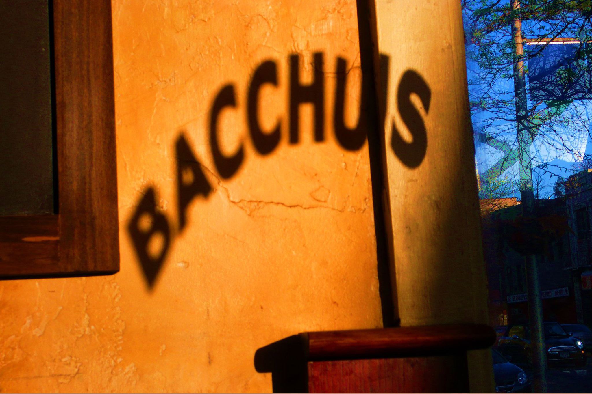 Bacchus Bistro is open on Christmas and offers a fancy prixe fixe special menu.