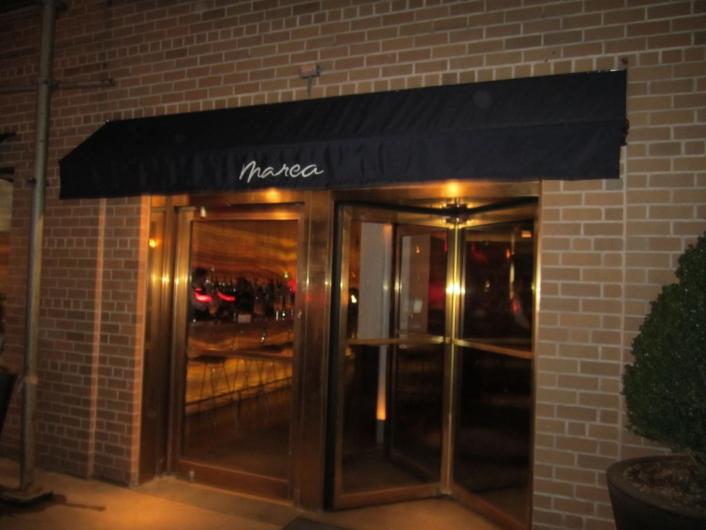 Celebrity chef Michael White's Marea is no scrooge on Christmas...open for business!