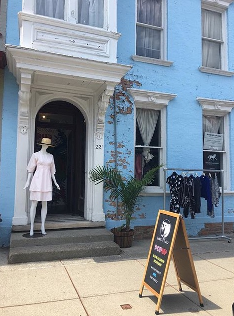 Lobo Mau Pop-Up Shop | 221 Warren Street | Hudson, NY 12534