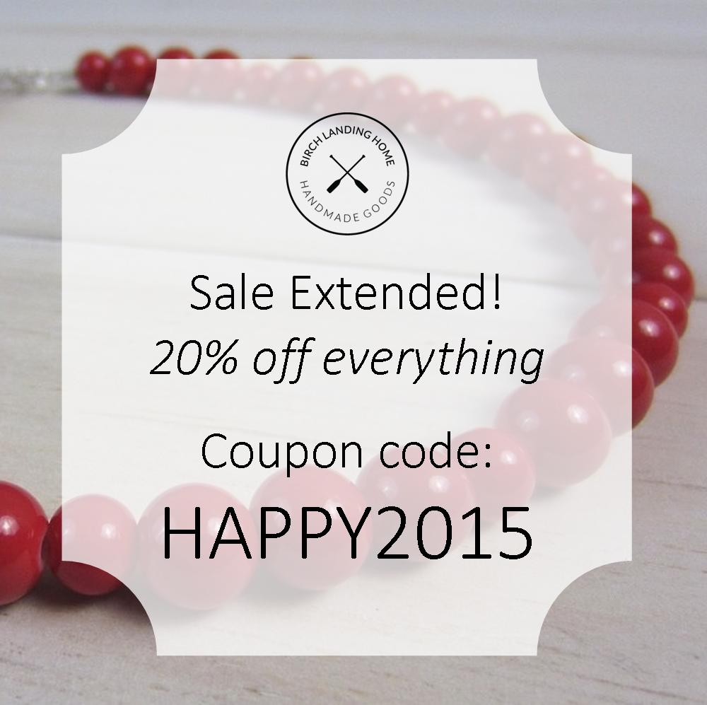 Coupon Code Expires 01/16/15