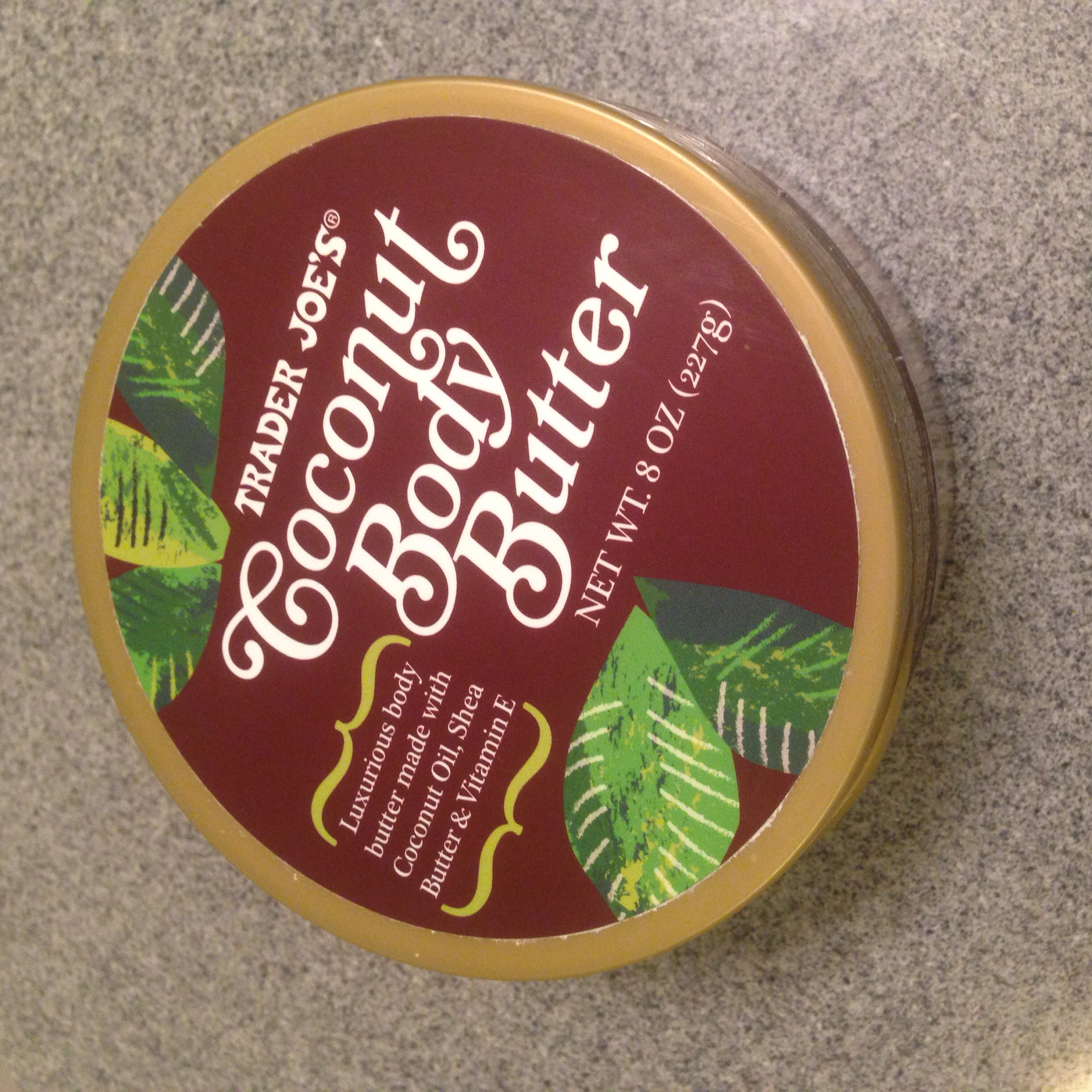 I used Trader Joe's Coconut Body Butter and didn't get any stretch marks during pregnancy