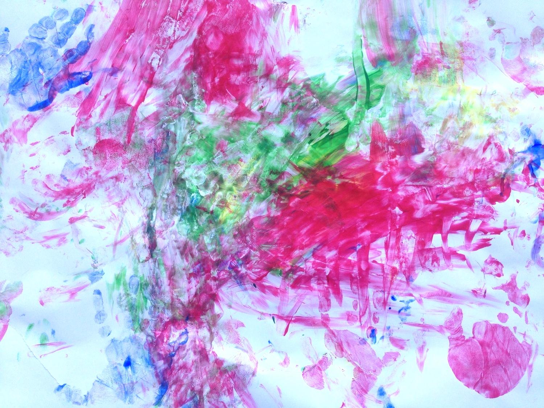 |  Crayola Finger Paint  |  Melissa & Doug Finger Paint Paper  |