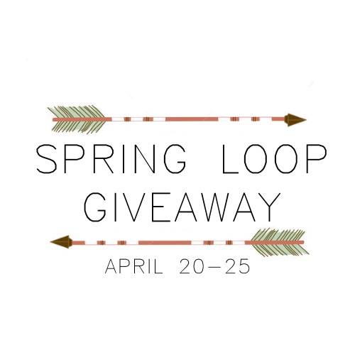 Spring Loop Giveaway on Instagram