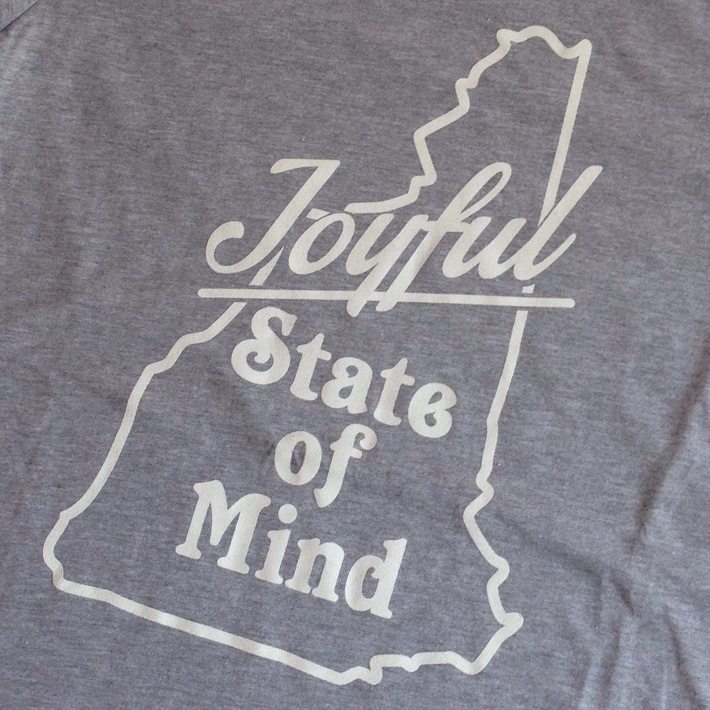 Joyful State of Mind, representing the 603