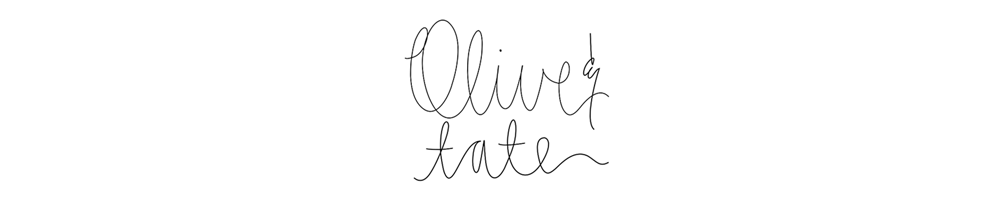 Featured on Olive & Tate (formerly Newlyweds North)
