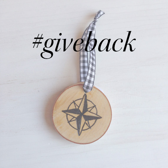 Giving Tuesday |  #giveback by Birch Landing Home