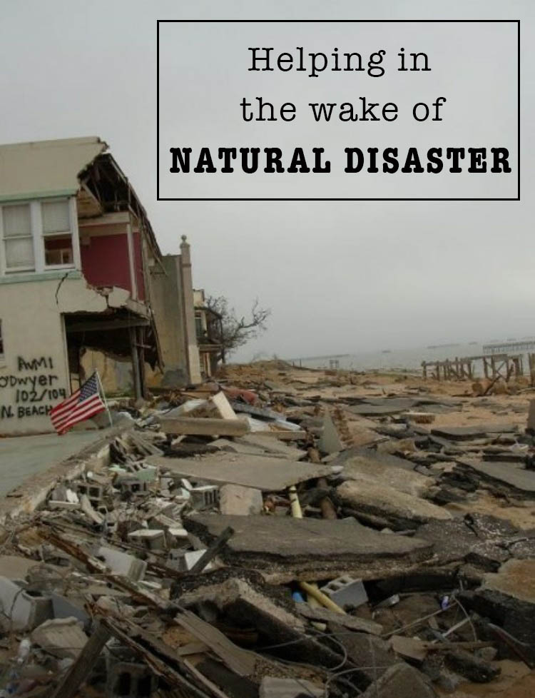 This photo is one we took in 2006 on the Gulf Coast of Mississippi, taken a few months after Hurricane Katrina.