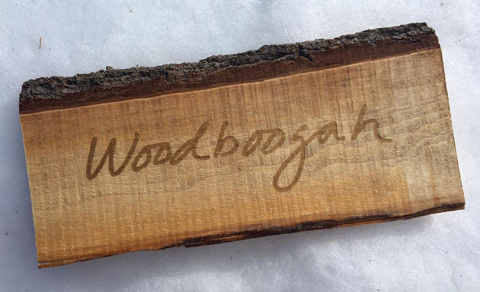New England Maker Woodboogah