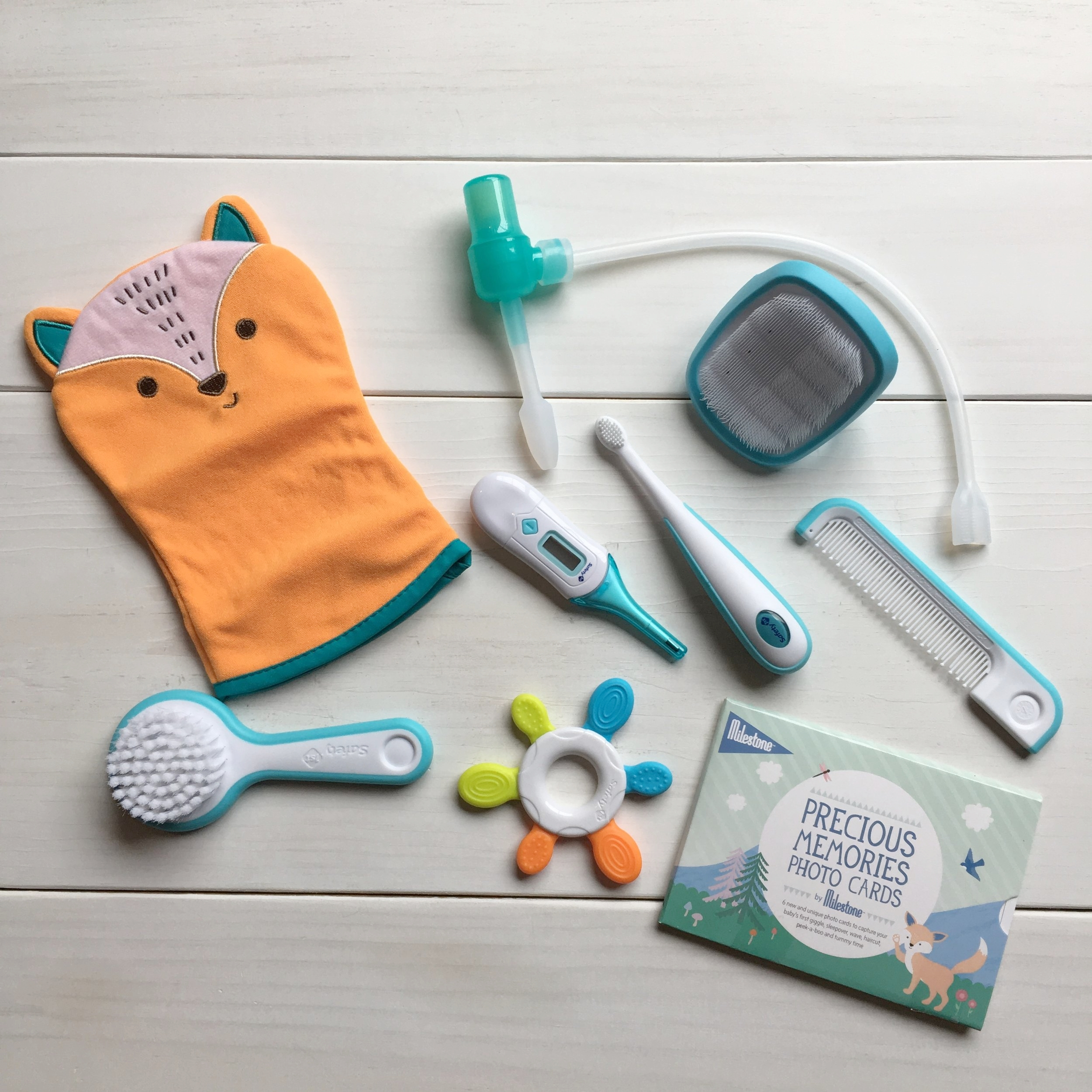 Safety 1st Premium Baby Care Kit with Milestone Baby