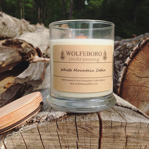 New England Maker:  Wolfeboro Candle Company