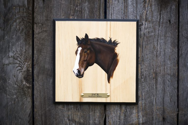 New England Maker:  Simply Equine Design