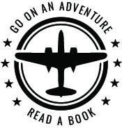 "Go on an Adventure Logo (prints to approximately 4.5""x4.75"")"