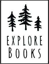"Explore Books Logo (prints to approximately 4""x5"")"